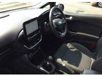 2017 Ford Fiesta 1.0 EcoBoost Titanium 5 door Hatchback Petrol Manual