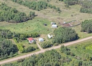 OWN YOUR HOME on 10 ACRES +/- in 10 or 15 YEARS