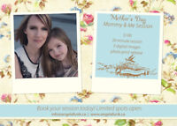 Mommy & Me - Mothers Day Session