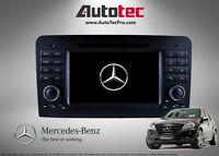 Benz ML / GL OEM-Fit In-Dash Navigation GPS DVD System 2005-2011