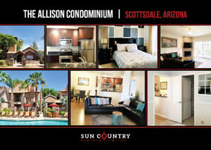 LAST MINUTE CHRISTMAS SPECIAL! BEAUTIFUL FULLY FURNISHED CONDO