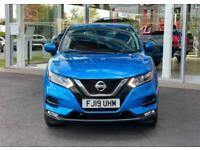 2019 Nissan Qashqai 1.3 DiG T Acenta Premium 5 door Hatchback Petrol Manual