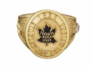 Molson Stanley Cup Rings - 10 Available