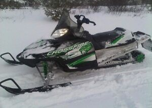 2009 Arctic Cat Crossfire 5 ONE OWNER LOW KM