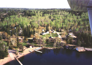 BIG WHITESHELL LODGE invites to to Vacation with us this Summer
