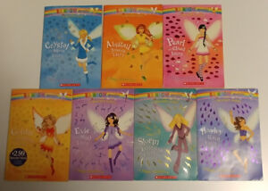 Rainbow Magic Full Set of The Weather Fairies Chapter Books