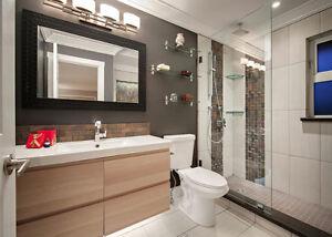 Beautiful Bathroom Renovations St. John's Newfoundland image 1