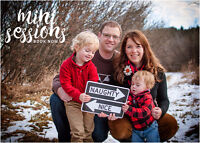 Book Your Winter Mini Photo Session NOW!
