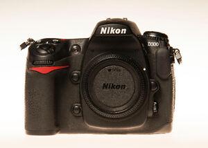 Nikon D300 12.3 MP SLR Kingston Kingston Area image 3