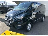 2019 Ford Transit Custom 280 L1 Diesel Fwd 2.0 EcoBlue 130ps Low Roof Limited Va