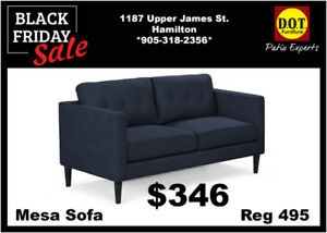 Sofa Blowout - Black Friday Special