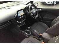 2018 Ford Fiesta 1.0 EcoBoost 125 Titanium 3 door Hatchback Petrol Manual