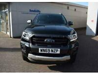 2019 Ford Ranger Diesel Pick Up Double Cab Wildtrak 2.0 EcoBlue 213 Automatic Pi