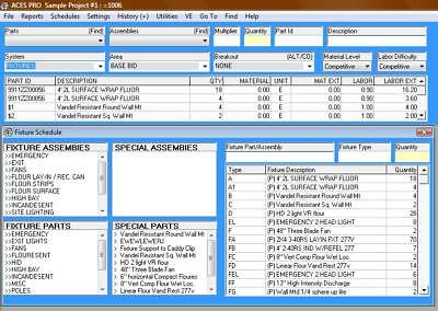 Electrical Estimating Software - ACES Pro - 6 month subscription w/ 1 free month