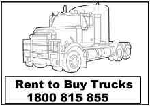 Rent to Buy Trucks Sydney City Inner Sydney Preview