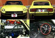 Datsun 240Z 5 speed 1971 Survivor car Burwood Whitehorse Area Preview