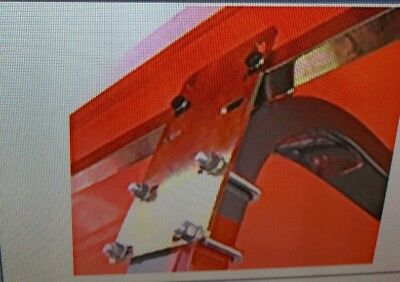 Bare Co Tractor Canopy Mounting Bracket Kit 4 5 And 6 Rops
