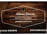 Kitchen fitting Derby