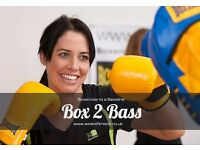 Box 2 Bass - 6-week Boxercise Classes