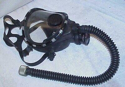 Scott Respirator Mask And Hose