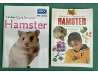 Hamster Care Books (2)