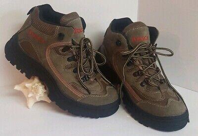 Itasca Nylon Boot (ITASCA 'Brazil' Waterproof Hiking Boots Leather Nylon Mens 8 #452580 )