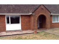 Detached 2 Bedroomed, 2 Reception Bungalow in much-sought-after area of St. Ives, Ringwood, Hants.