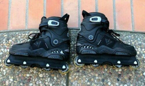 $400 Rollerblade TRS Downtown Aggressive Inline Roller Skates Mens 8 Salomon K2