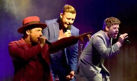RULE THE WORLD, The number1 Take That Tribute act