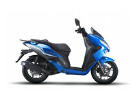 KEEWAY CITIBLADE 125 CC TWIST AND GO SCOOTER. BRAND NEW, TWO COLOURS IN STOCK