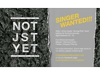 Central Scotland - Grunge Pop Vocalist wanted!