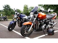 03 gsx1400 one of colour low miles