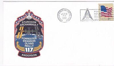 STS-117/ATLANTIS SPACE SHUTTLE LAUNCH KENNEDY SPC CTR, FL JUNE 8 2007