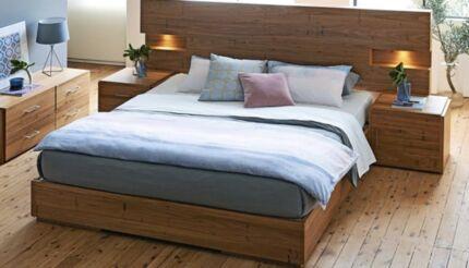 Australian Made Timber Bedroom Suite