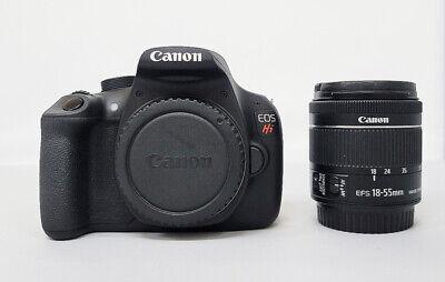 Canon EOS HI / 1200D/ Rebel T5 Digital SLR Camera Kit with EF-S 18-55mm IS STM