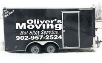 Oliver's Moving, Delivery and Hot Shot Services