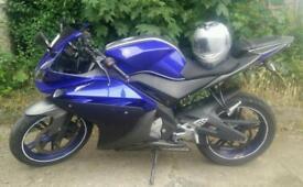 Yamaha YZF R125 R 125