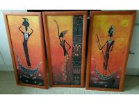 African Themed Paintings