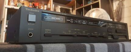 VINTAGE TECHNICS STEREO INTEGRATED AMPLIFIER/MADE IN JAPAN