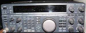 Kenwood TS-850SAT HF Amateur Radio Transceiver Upper Caboolture Caboolture Area Preview
