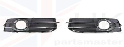 Audi A3 8P NS Left S-Line Fog Light Lower Bumper Grill New Genuine 8P4807681F