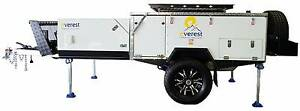 ALL NEW EXPLORER 2017 FORWARD FOLD CAMPER TRAILER HARD FLOOR Brendale Pine Rivers Area Preview