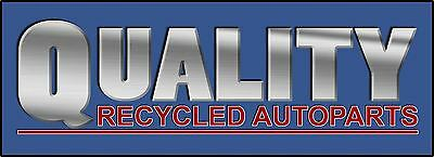 Quality Recycled Autoparts