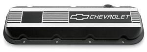 GM Performance Die-Cast Aluminum Valve Covers 12495488 Chevy BBC 396 427 454