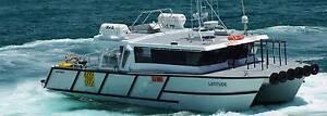 48ft Work Boat for Charter Fremantle Fremantle Area Preview
