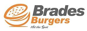 Brades Burgers - Stall and Catering Eastwood Ryde Area Preview