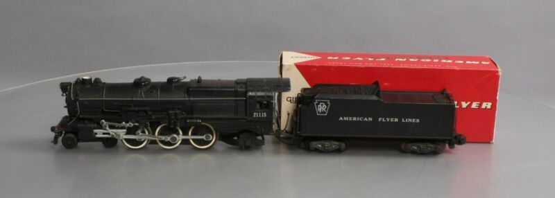 American Flyer 21115 Vintage S Pacific K5 4-6-2 Steam Locomotive - RARE