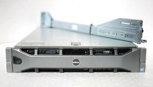 Dell PowerEdge R710 Rack Server, configuration options available