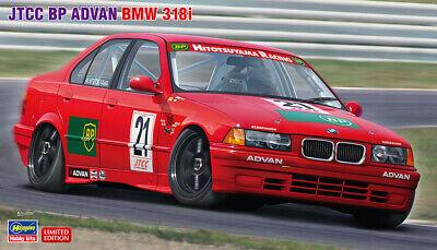 Hasegawa 20430 1/24 Scale Model Sports Car Kit BP Advan BMW E36 318i JTCC 1994