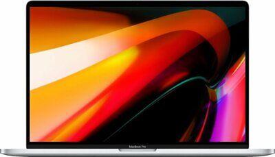 "Apple MacBook Pro 16"" 8 Core i9 1TB SSD MVVM2LL/A AMD Radeon 5500M 2019 Model"